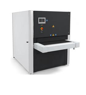 Odihlovací stroj LISSMAC SMD 133 DRE
